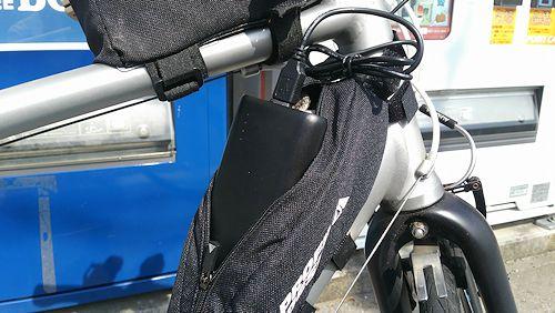 プロファイルデザイン エアロ E-Pack トップチューブバッグ