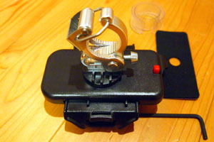 MINOURA(ミノウラ) スマートフォンホルダー ブラック iH-100-S