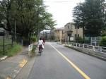 この道  自転車ならどこを通る? 2