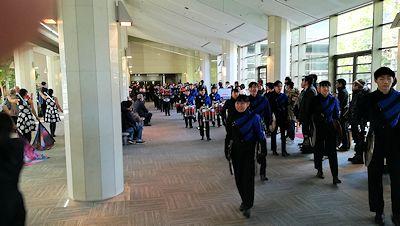 京都明徳高校ブラスバンド部