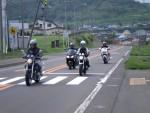 クロスバイク デイライトで昼間の被視認性向上1