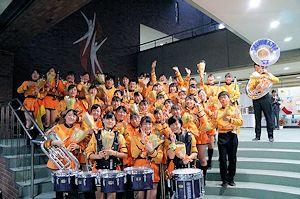京都橘高校吹奏楽部115期 第55回定期演奏会