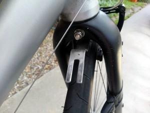 自転車 フェンダー 泥よけ ステー
