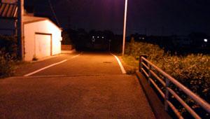 夜のポタリング 夜ポタ