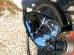 洗車 そしてバックミラー破損