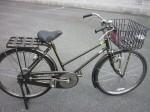 高校時代の自転車の思い出1